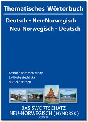 Wörterbuch Neu-Norwegisch - Deutsch