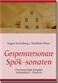 Strindberg Gespenstersonate Zweisprachige Ausgabe Schwedisch-Deutsch